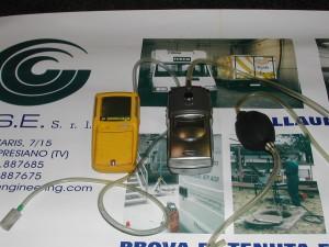 Esplosimetri e rilevatori presenza ossigeno
